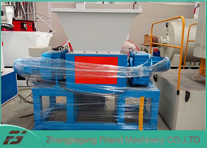 500kg/H Output Plastic Grinding Equipment , Pet Bottle